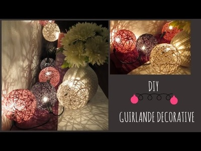 ❀ [DIY] Guirlande Décorative ❀