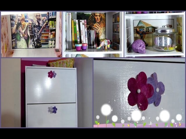 DIY | RELOOKER ses meubles [ Furniture MAKEOVER ]