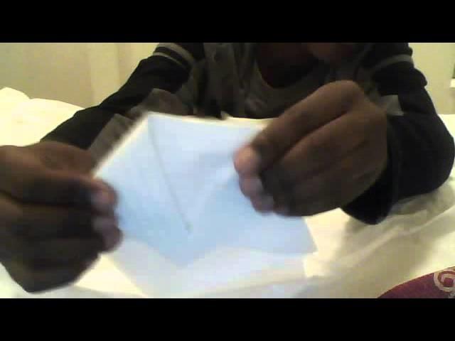 Origami  avion    en  papier    pour  enfant  ou  pour  adulte