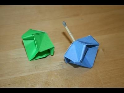 Origami - Toupie [Senbazuru]