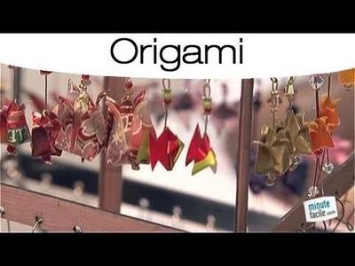 Réaliser des bijoux en Origami : La technique