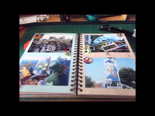 ScrapBook Vacances 2013