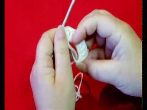 Bonnet nouveau née au crochet facile pour débutant