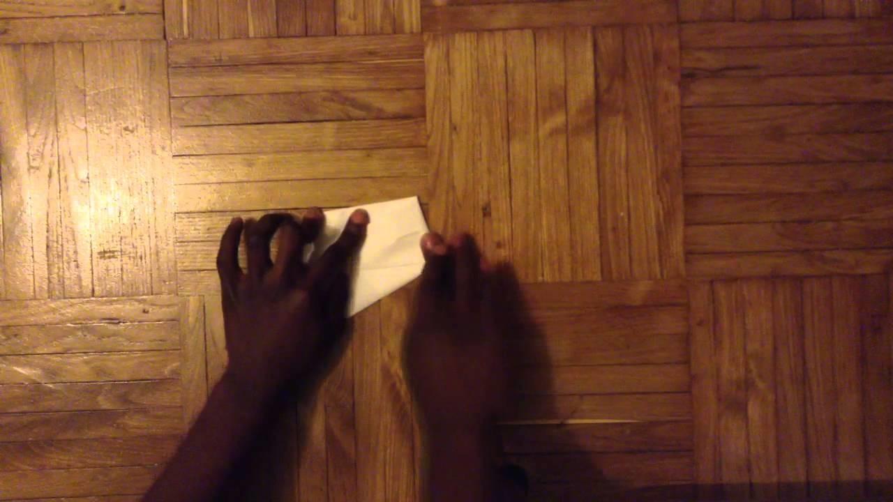 Faire un cygne en origami - Fabriquer un cygne en papier