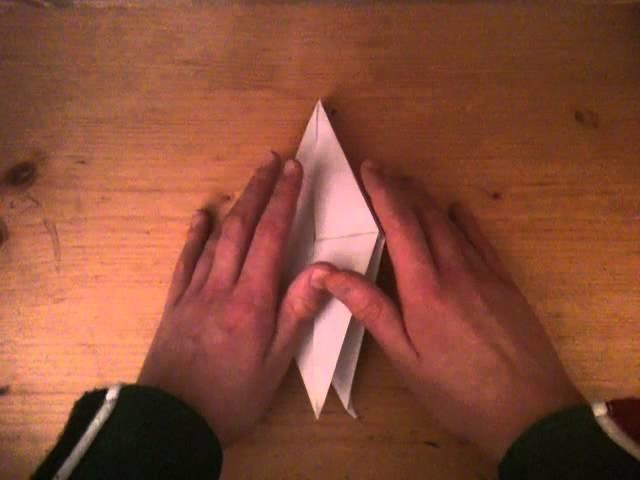 Faire un éléphant en origami - Fabriquer un elephant en papier