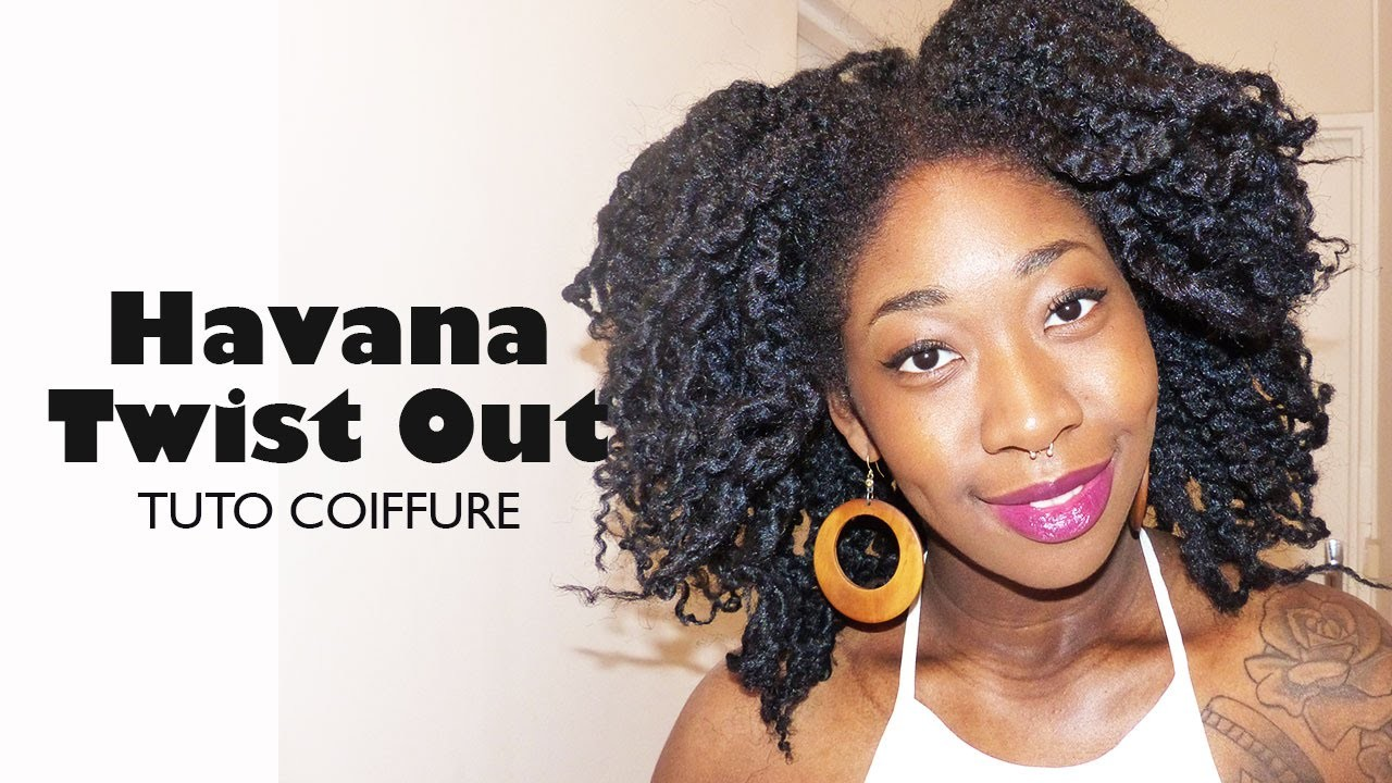 IDÉE COIFFURE I Crochet Havana Twist out
