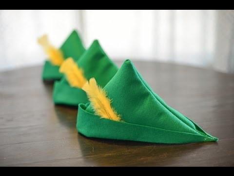 Jean-Claude Rémy - Le chapeau de Robin des bois (Origami)