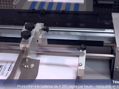 MGI Meteor DP8700 XL - presse numérique (en français)