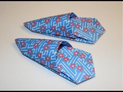 Origami - Babouche [Senbazuru]