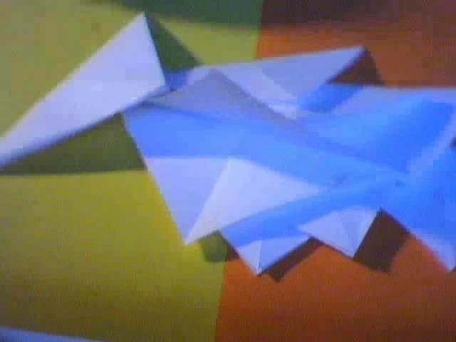 Origami : comment faire une couronne