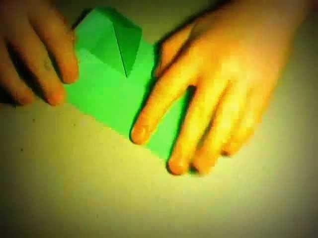 Origami : comment faire une boite rectangulaire