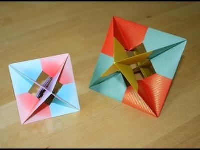 Origami - Gyroscope [Senbazuru]
