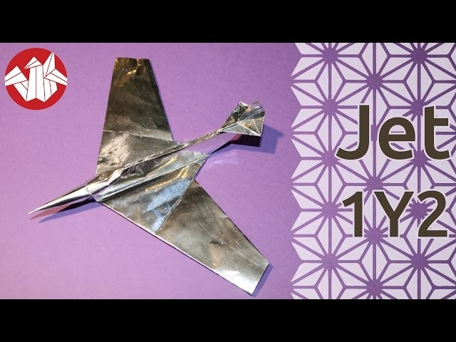 Origami - Jet 1Y2 [Senbazuru]
