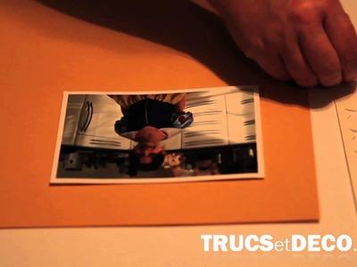 Scrapbooking en 3D - Tutoriel par trucsetdeco.com