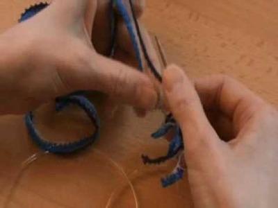 [Tricot] Comment tricoter le fil Andalouse de chez Bergère de France