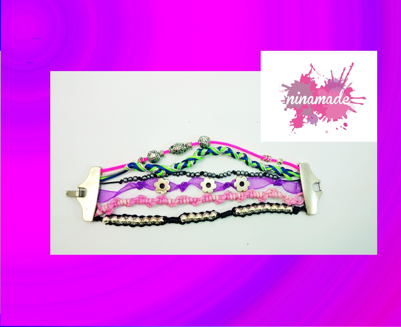 DIY. Une idée géniale, 6 Bracelets en un!!!