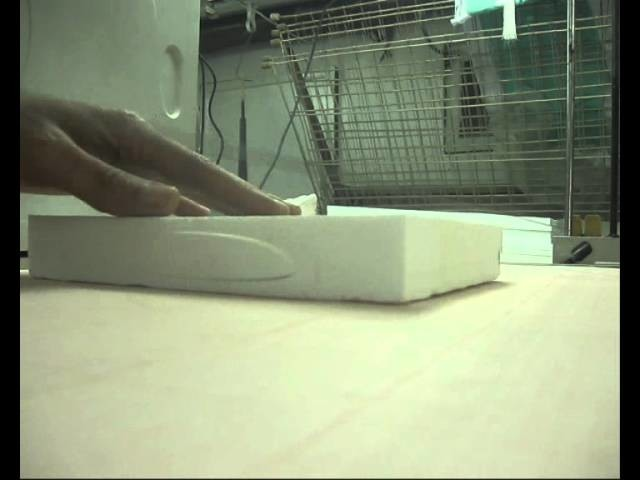 HG-Craft découpe CNC aile ASW 28
