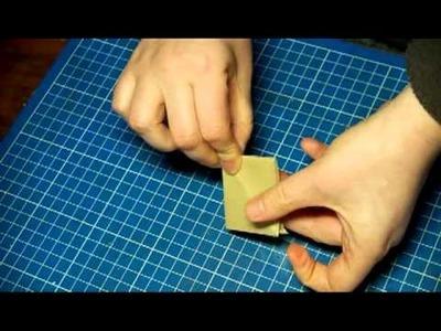 ISA's ART Fleur origami