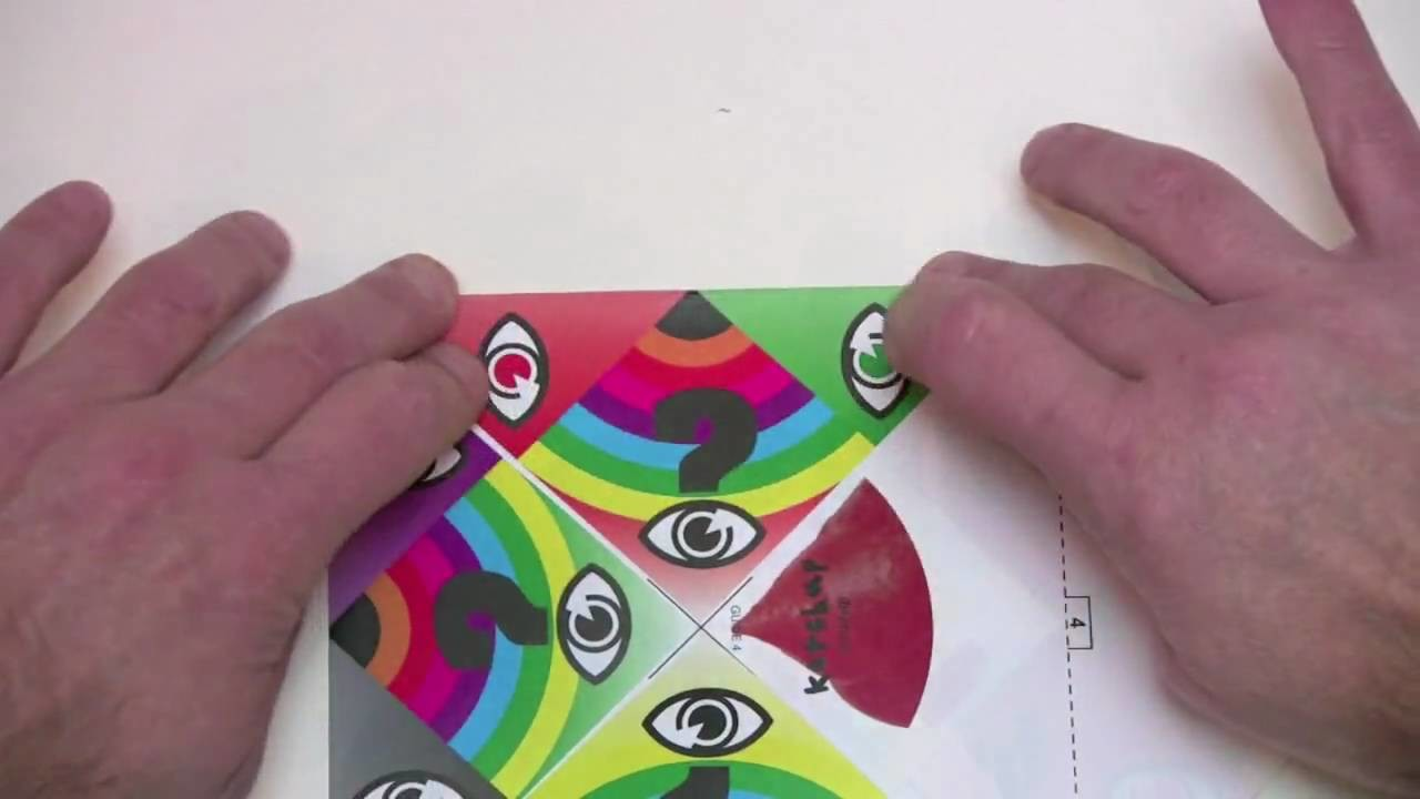Origami COCOTTE SALIERE en ORIGASPEED