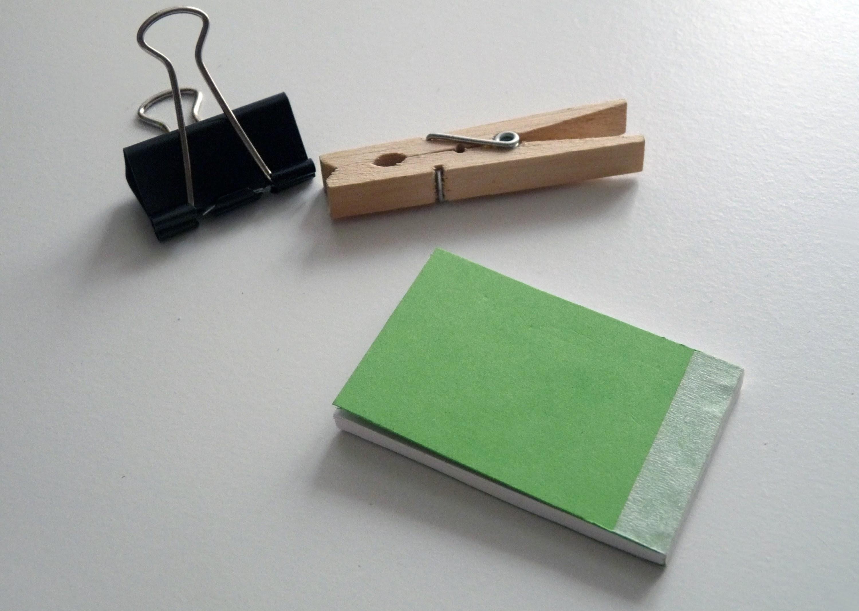 DIY - Création de carnets personnalisés, reliure