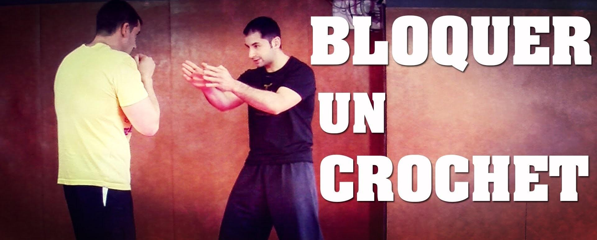 Bloquer un crochet - Wing Chun Kung Fu