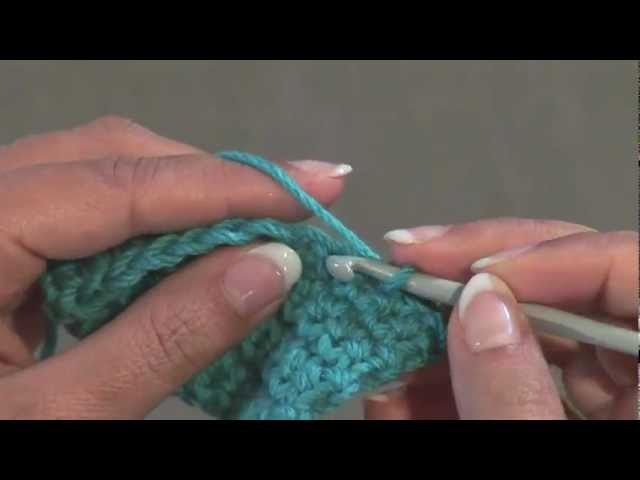 Cours de Crochet n°3 - Augmentations et diminutions