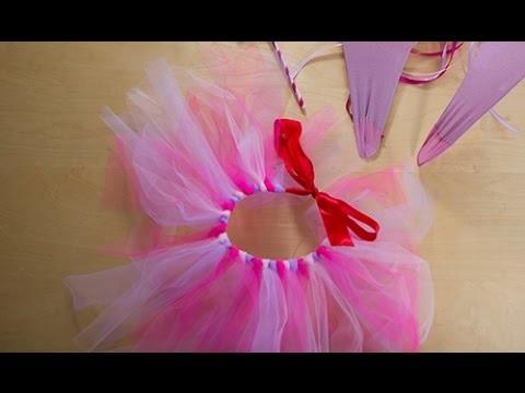 DIY : Faire une jupe de fée. Costume de fée