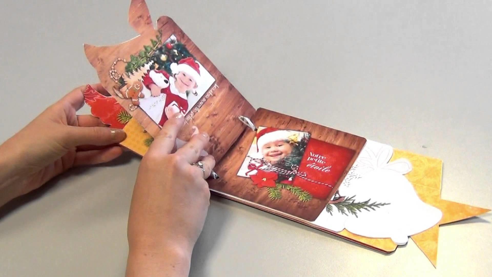 Présentation du mini album Magie de Noël