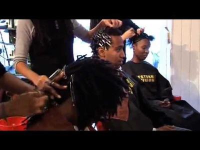 Salon de coiffure - Locks Twists Tresses Salon