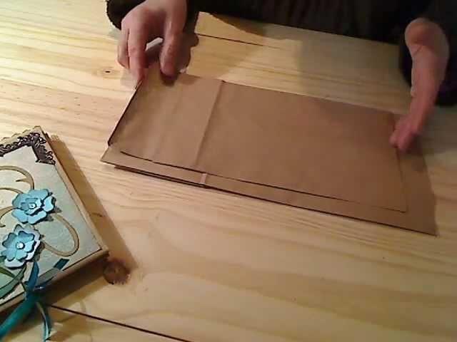 SCRAPBOOKING GRATUIT avec scrapaganza: presentation des nouveaux sacs en papier