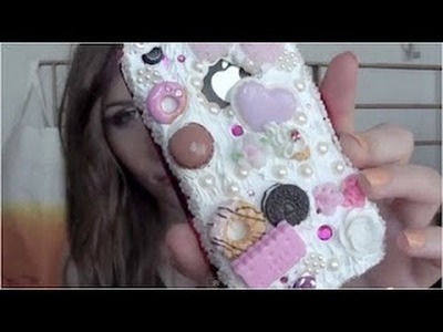 Tutoriel - DIY : Customizer son téléphone portable. Decoden #1