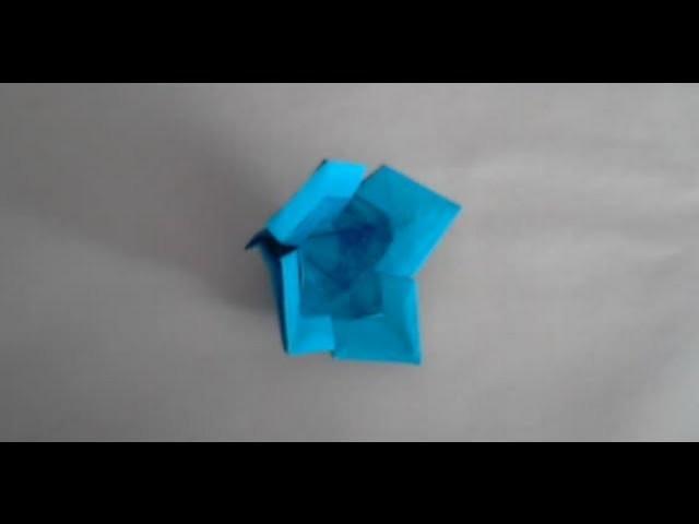 Origami Fleur de Rio