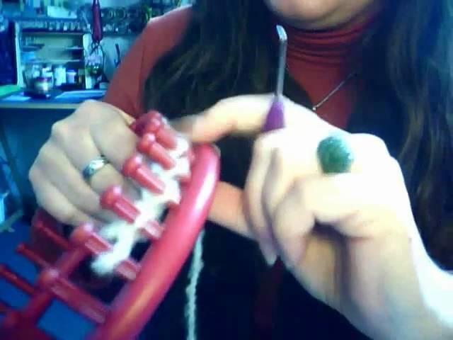 [Tricotin] n°4: Comment demarrer un projet au tricotin géant