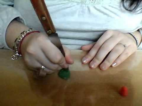 Créa'Fimo Gourmandise : Tutorial strawberry Polymer Clay (pâte Fimo)