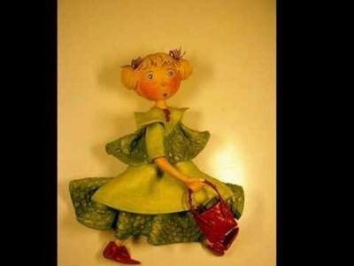 Les figurines en terre argileuse de Marité