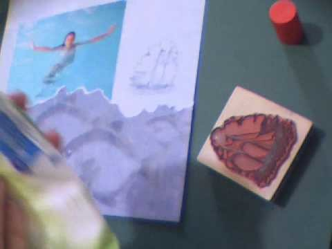 Scrapbooking gratuit  première page sur www.scrapaganza.fr