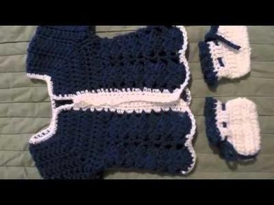 Baby Crochet Collection - Crochet pour les bébés- Krouchi dyal les bébés