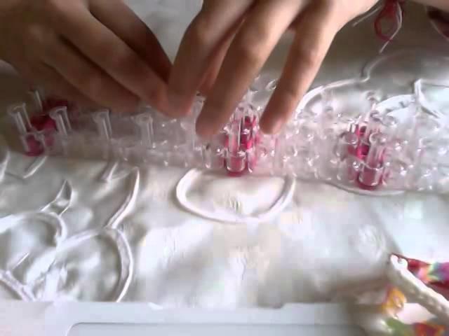 Comment faire des bracelet avec des élastiques