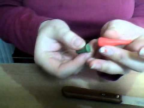 Créa'Fimo Gourmandise : Tutorial peppers polymer clay ( piment en pâte Fimo )