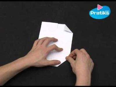 Origami : Comment faire une boîte en papier