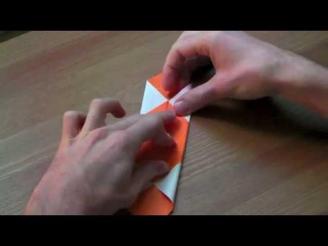 Origami - Coquille Saint-Jacques - Scallop [Senbazuru]