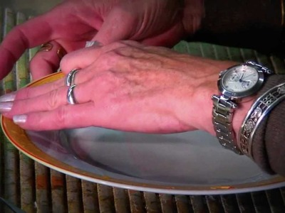 Porcelaine - Décoration main. Porcelain - Hand decoration & hand painting