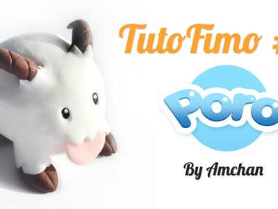 Tuto Fimo - Poro de League of Legends  (Polymer Clay Tutorial)