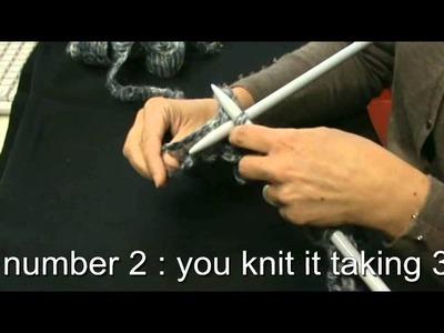 "Adriafil ""Wally"" yarn - fil a tricoter"