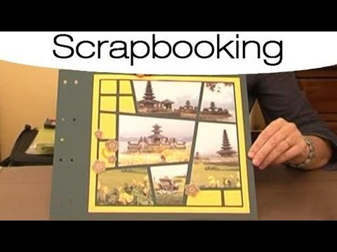 Comment terminer une page de scrap