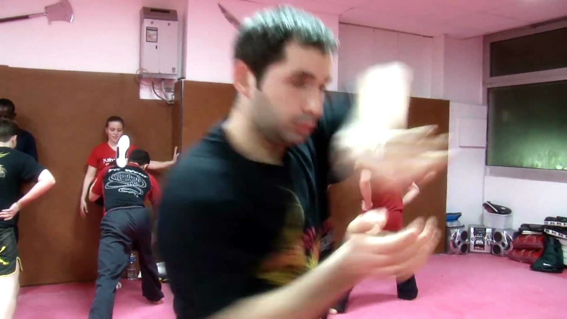 Cours de Wing Chun Kung Fu - Self Defense