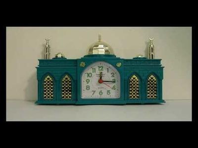 DIY #1 Allah Bending - Azzan Clock