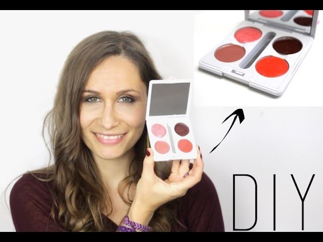 DIY : Recycler vos rouges à lèvres - Recycle your lipsticks (english subs) DIY make up
