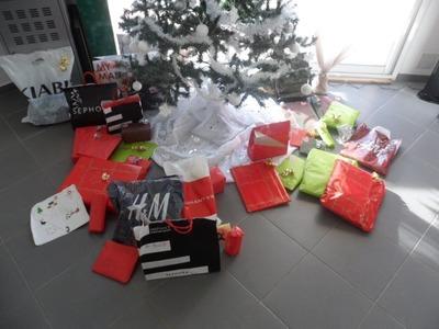 Mes cadeaux de Noël 2013. Christmas gifts