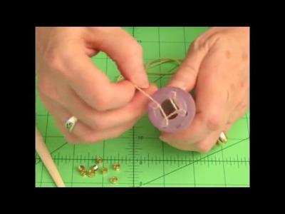Tricotin à perles Clover
